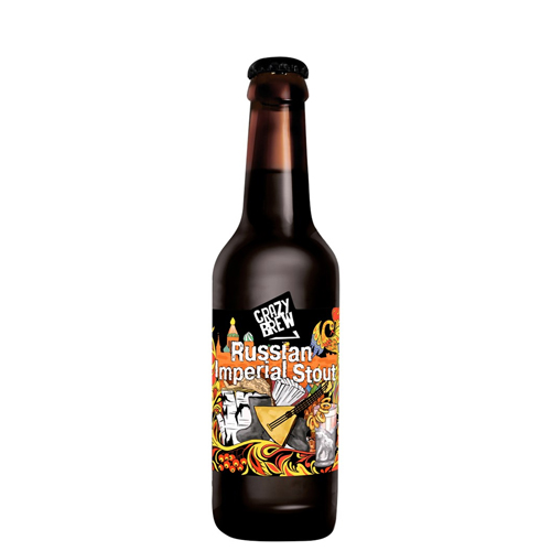 Russian Imperial Stout (Русский Имперский Стаут)