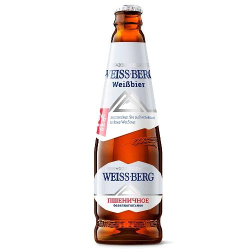 WEISS BERG безалкогольное ж/б