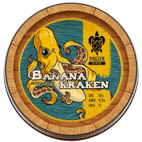 Banana Kraken акция