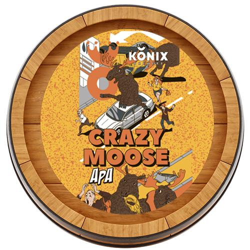Сумасшедший лось (Crazy Moose)