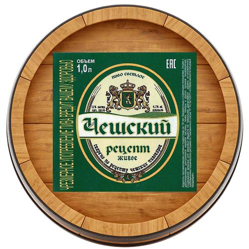 Чешский рецепт Живое