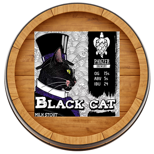 Black Cat акция