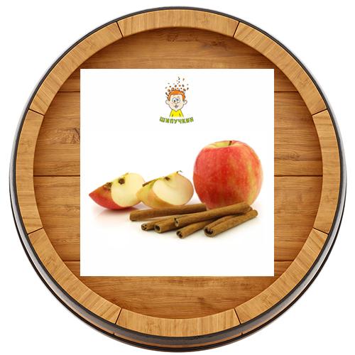 Яблоко-корица
