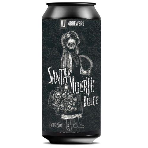 Santa Muerte  ж/б
