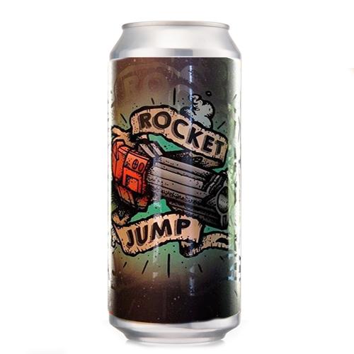 Rocket Jump ж/б