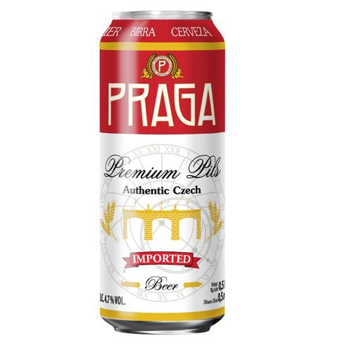 Прага светлый Лагер ж/б