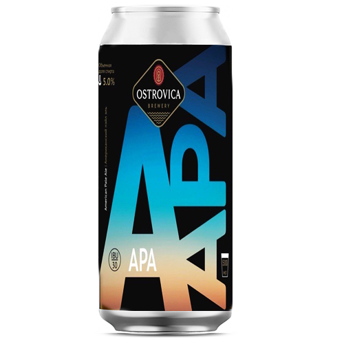 American Pale Ale ж/б акция