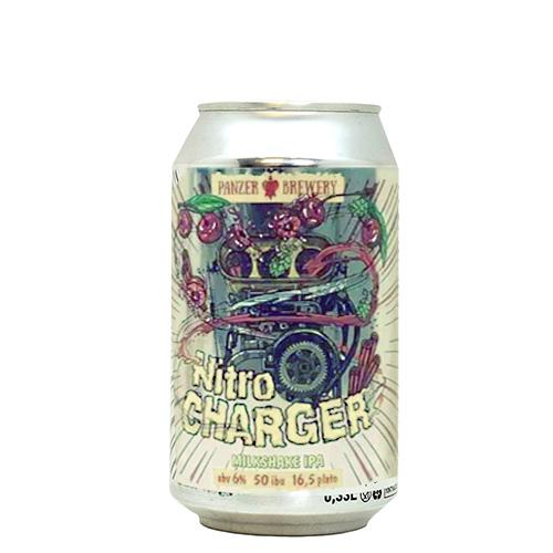 Nitro Charger с корицей и вишней ж/б