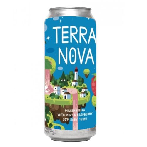 Terra Nova (малина+перечная мята) ж/б