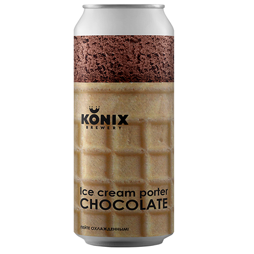 Портер шоколад (Ice Cream Porter Chocolad)  ж/б